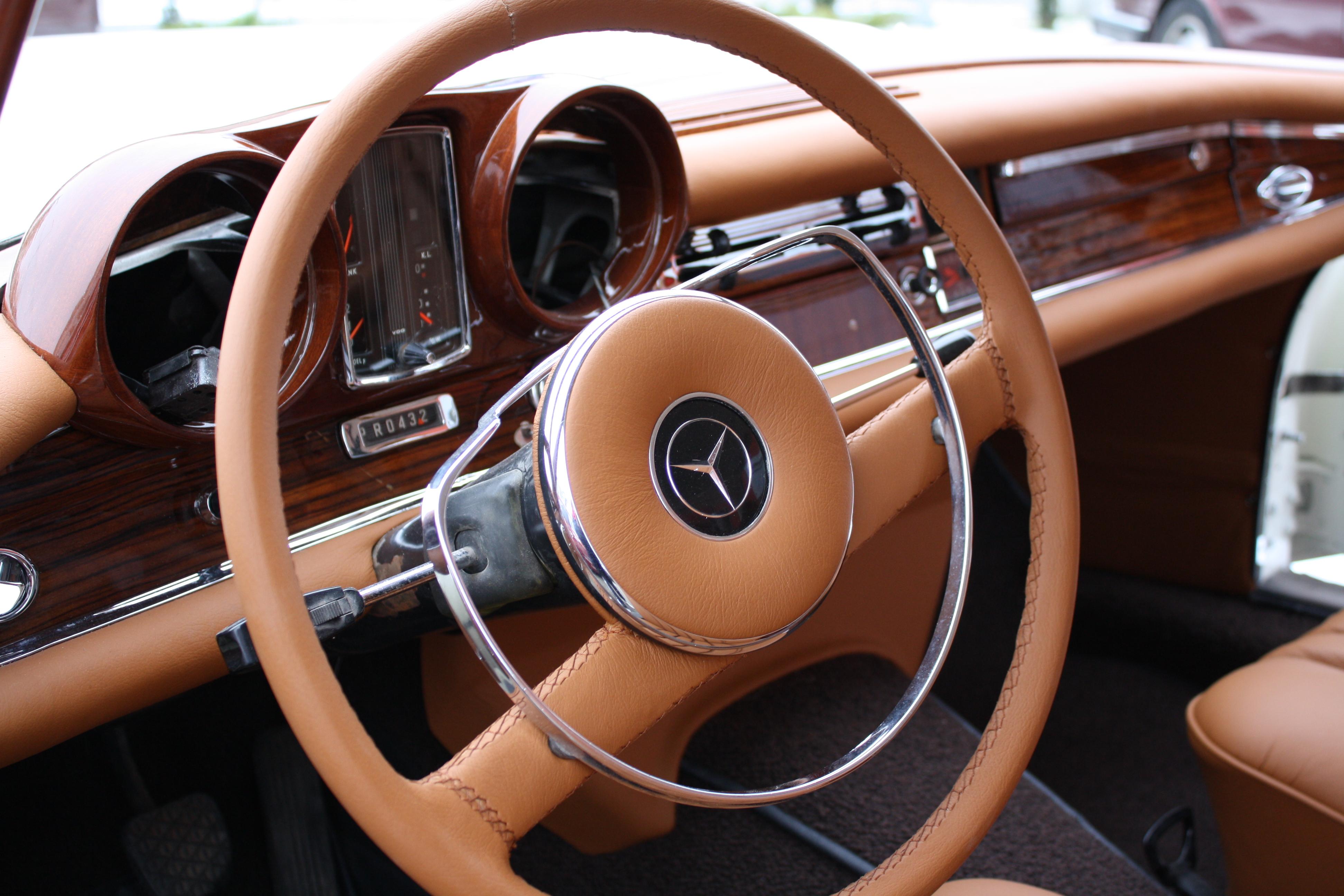 Mercedes W111 Coupe Car Upholstery Szczecin Olczak Com
