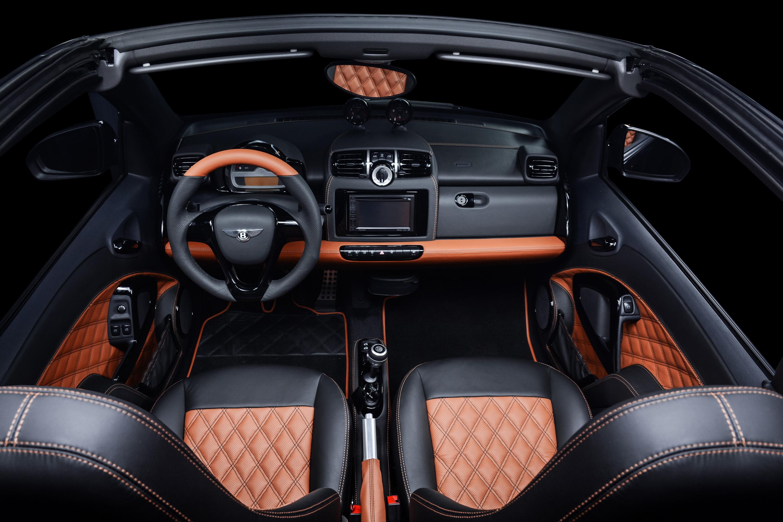 Rolls Royce Phantom >> Smart ForTwo Bentley Brabus - Upholsterer Szczecin ...