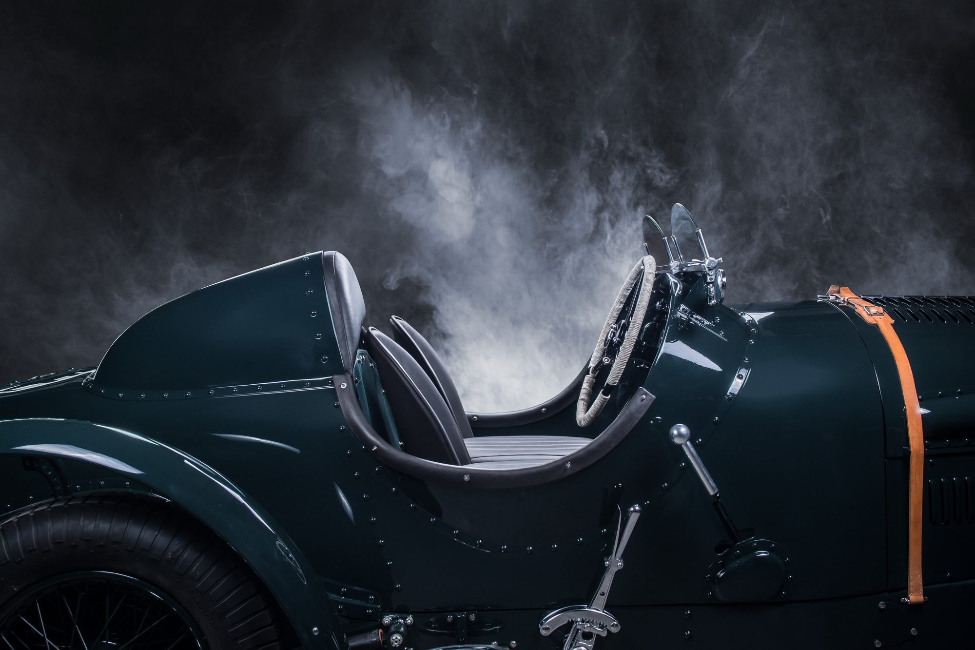 Bentley Blower 8 Litre Supercharged Special - Car Upholstery